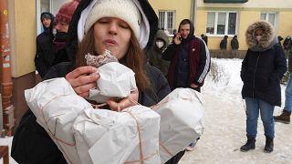 Süße Sünde in Polen: Ein letzter Pączki vor dem Fasten