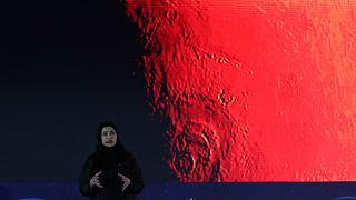 الباحثة الإماراتية سارة الأميري