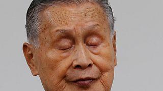 Yoshiro Mori deve oficializar a demissão esta sexta-feira