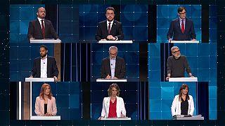 Debate de las elecciones catalanas, el 31 de enero, en TVE