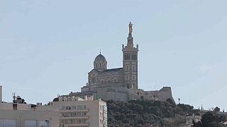 Gigantes amarrados a puerto: ya no hay turismo de crucero en Marsella