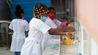 Primary schools reopen in Angola after 11 months