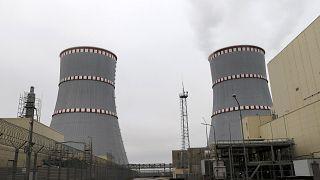 Bélarus : une nouvelle centrale nucléaire suscite l'inquiétude aux portes de l'Europe