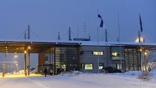 الحدود الفنلندية