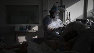 Nem javul a járványhelyzet Európában