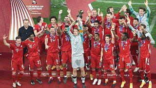 بایرن مونیخ جام باشگاههای جهان را بالای سر برد