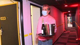 Пандемии назло: ресторан в номерах