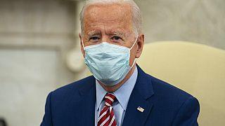 ABD Başkanı Joe Biden.