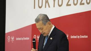Tokyo 2020 Olympics chief Yoshiro Mori