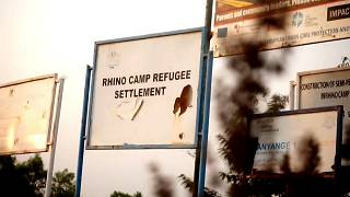 Thousands of Refugees Are Stranded at Uganda's Border