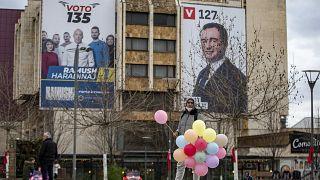 14 февраля в Косове пройдут парламентские выборы