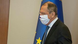 سرگئی لاوروف، وزیر امور خارجه روسیه