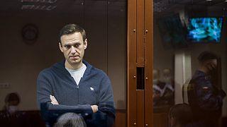 Opositor de Vladimir Putin no tribunal