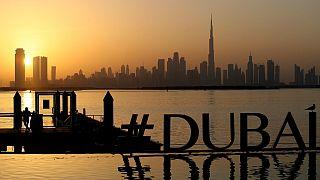 مشهد عام لأفق مدينة دبي