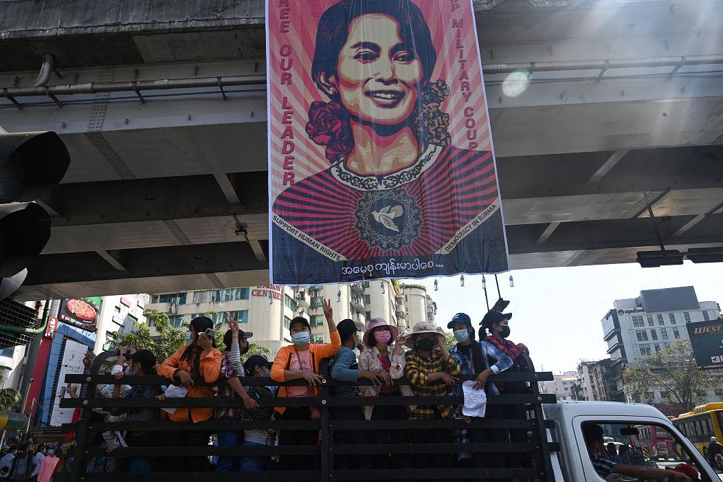 Sai Aung Main/AFP
