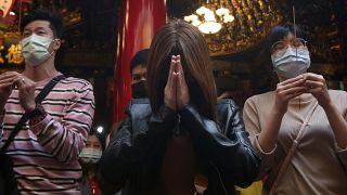 На Тайване отметили наступление Нового года по Лунному календарю