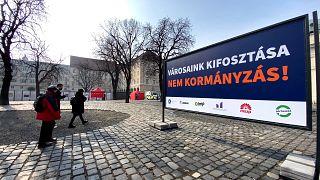 Braço-de-ferro entre autarcas da oposição e governo na Hungria