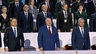 Il presidente bielorusso Lukashenko