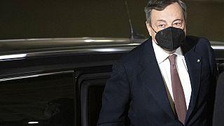Ιταλία: Ο Μάριο Ντράγκι εξασφάλισε στήριξη για νέα κυβέρνηση