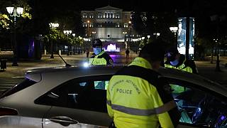 New lockdown goes into effect in greater Athens