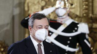 İtalya Başbakanı Mario Draghi,
