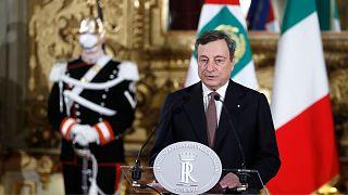 ماریو دراگی، نخست وزیر جدید ایتالیا
