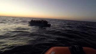 40 мигрантов спасены в Средиземном море