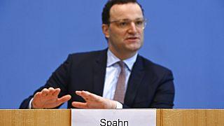 Almanya Sağlık Bakanı Jens Spahn.