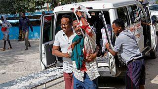 At least three killed in Somalia suicide bomb blast