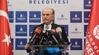 Eski İBB Başkanı Kadir Topbaş