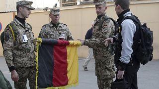 Resolute Support HQ, in Kabul, Afghanistan (illusztráció)