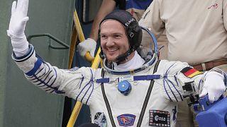 رائد الفضاء الألماني أليكساندر غيرست