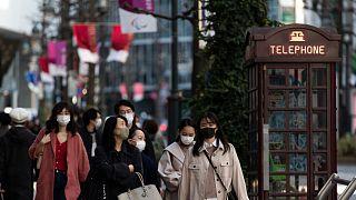 سكان طوكيو