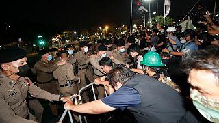 Protest in Bangkok