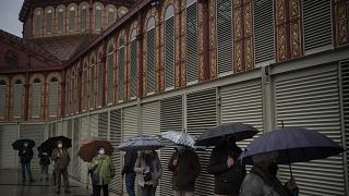 В Каталонии проходят парламентские выборы