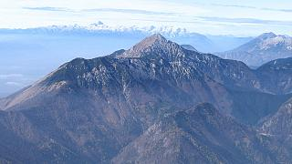 The four climbers were in the Mount Storzic area of the Kamnik–Savinja Alps