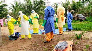 2014'ye patlak veren ebola ateşli hastalığı sebebiyle 10 bini aşkın kişi hayatını kaybetti.