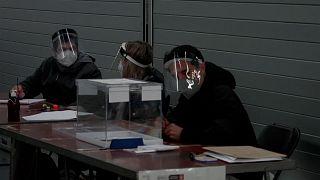 Espagne : élections indécises en Catalogne sous le signe du Covid-19