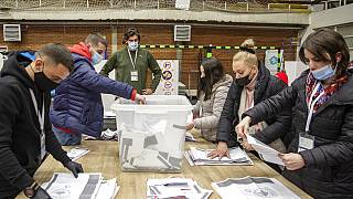 Opérations électorales au Kosovo