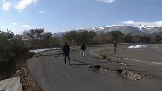 Terremoto de magnitud 7,3 en la escala de Richter en Japón
