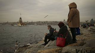 Türkiye'de 14 Şubat'ta 6 bin 287 yeni Covid-19 vakası tespit edildi