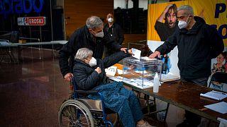 انتخابات محلی در کاتالونیا
