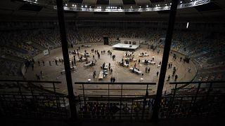 الانفصاليون يعزّزون أغلبيتهم البرلمانية في الانتخابات التشريعية في كتالونيا