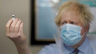 واکسیناسیون در بریتانیا