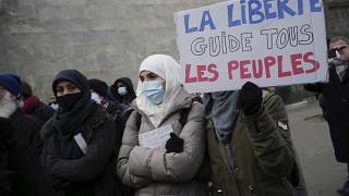 French Muslims Rally in Paris Against Perceived Islamophobic Bill
