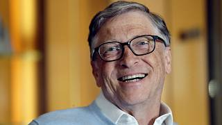 Euronews'ün konuğu Bill Gates: Dünya, 2050'ye kadar sıfır emisyon hedefine ulaşabilir