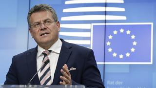 Vice-President Šefčovič is co-chair of the EU-UK Joint Committee on the Withdrawal Agreement.