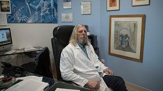 Fransız mikrobiyoloji profesörü Didier Raoult