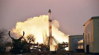 La Russie lance un cargo Progress vers la Station spatiale internationale