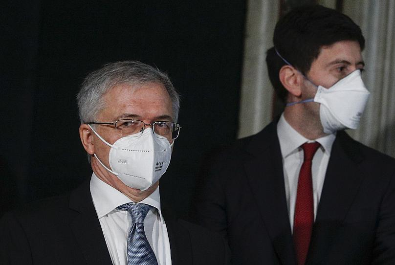 Guglielmo Mangiapane/AP